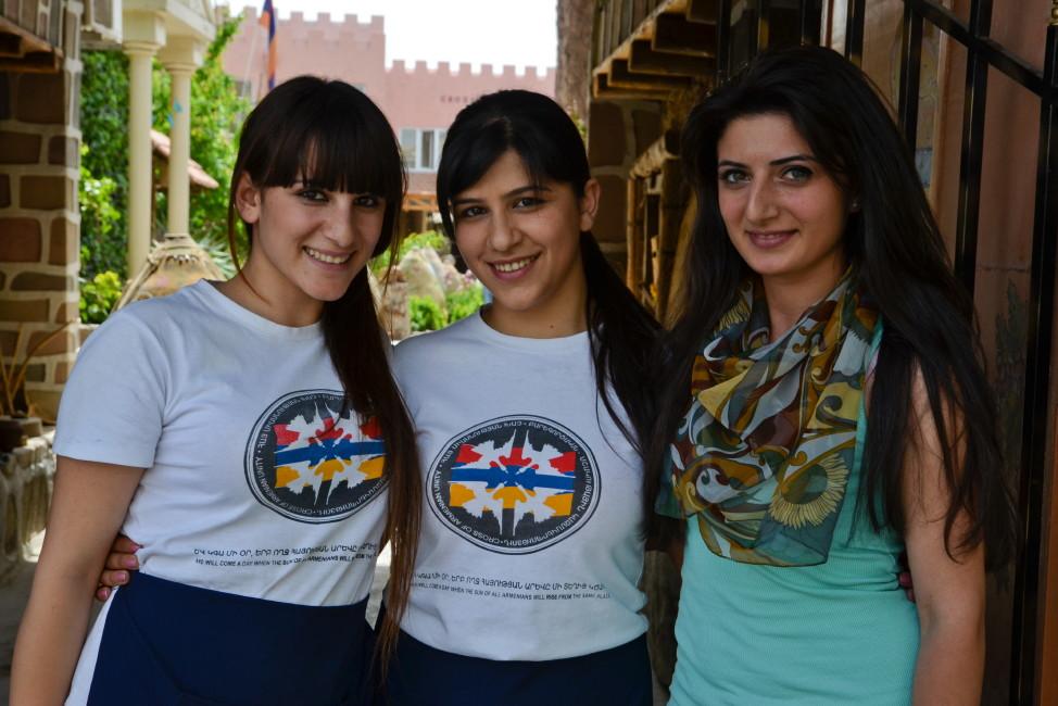 yerevan girls